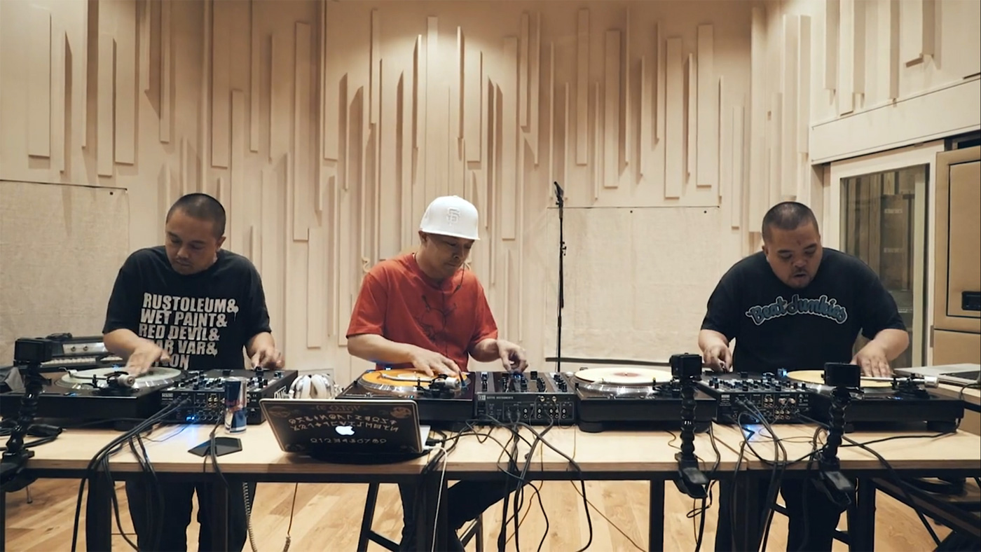 Invisible Skratch Piklz Reunion