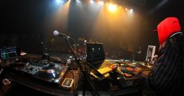 Skratch DJ Concert
