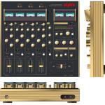 STP Vestax 4 Kanal Mixer