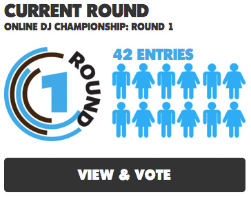 Erste Runde der DMC Online DJ Championships