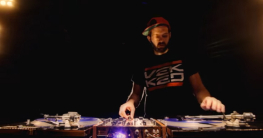 DJ Vekkeds DMC World Championship Gold Mixer Routine