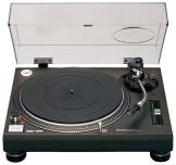 Plattenspieler Technics SL 1210 MK2 in schwarz