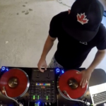 Freestyle Session mit DJ Vekked in den SERATO Studios in L.A
